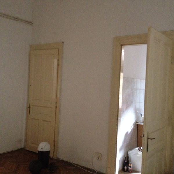 A folyosó - Felújítás nem messze a Blahától