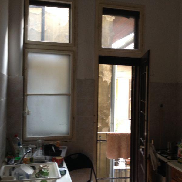 A konyha - Felújítás nem messze a Blahától