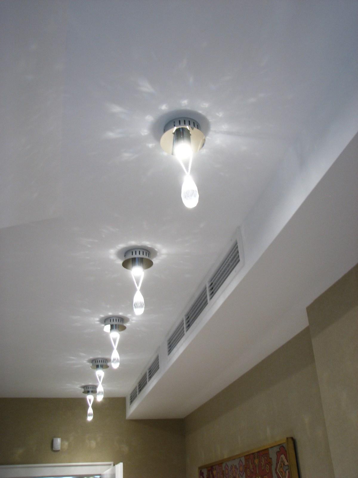 hálószoba kristályvilágítás