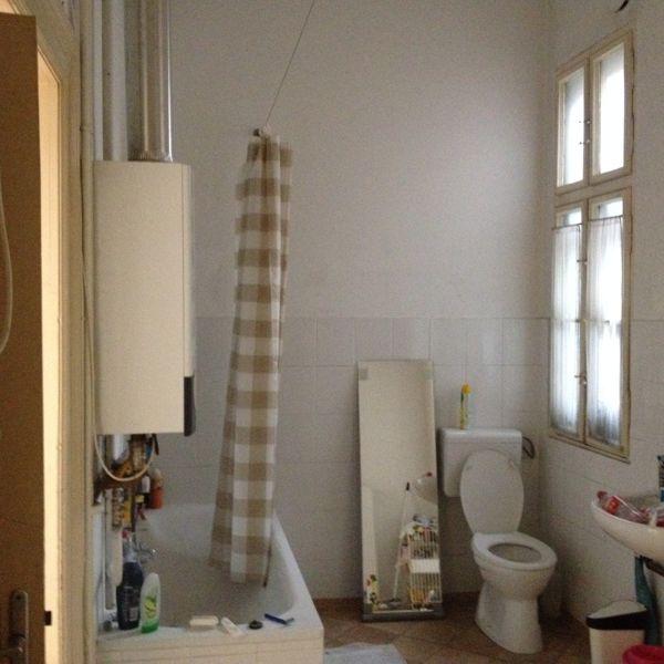 A fürdőszoba - Felújítás nem messze a Blahától - A polgári lakás fürdőszobája