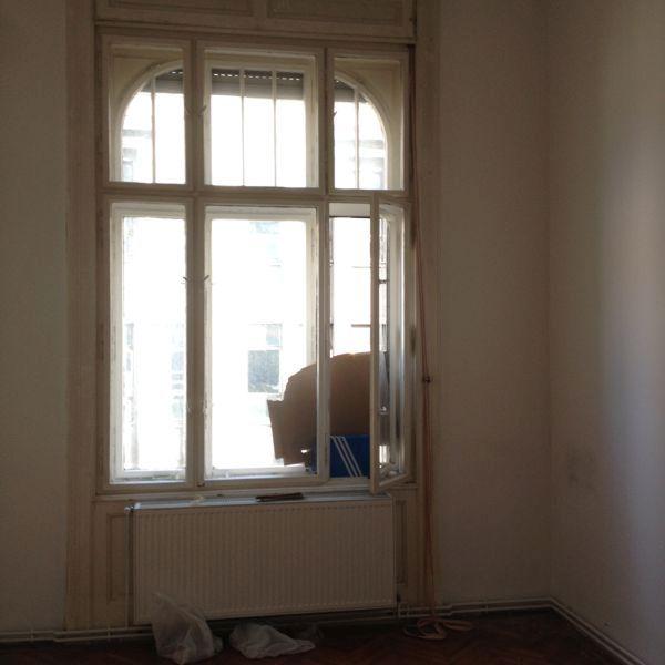 A hálószoba - Felújítás nem messze a Blahától polgári lakás