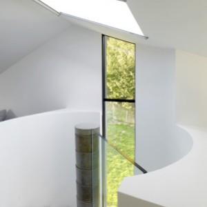 tetőtéri lépcső