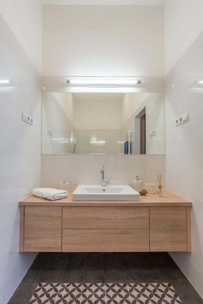 Kádas fürdőszoba